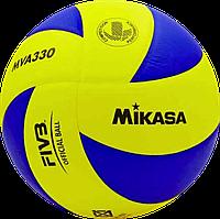 Мяч волейбольный Mikasa MVA330 OFFICIAL GAME BALL