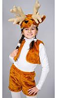 Детский карнавальный костюм Олень Код:342-32313392