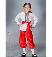 Детский карнавальный костюм Украинец Код:342-32313403