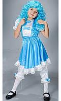 Детский карнавальный костюм Мальвина Код:342-32313404