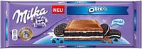 Шоколад Milka с печеньем Oreo 300гр. Австрия