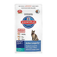 Корм SP Feline Optimal Care для оптимального веса c тунцом, Hill's 10 кг