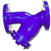 Фильтр осадочный фланцевый Ду 125