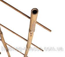 Бамбуковая лесенка для растений S 2*3, L 2,1м