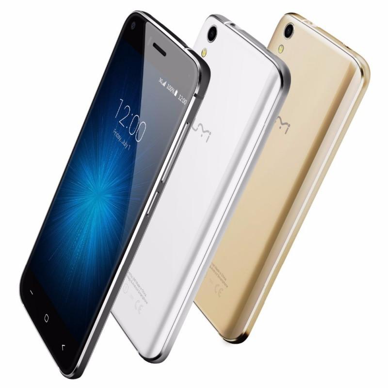 "Смартфон Umi Diamond X, 2sim, 2/16Gb, экран 5"" IPS, 8/2Мп, GPS, 4G, Android 6.0, фото 1"