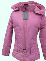 Куртка утепленная ремень, фото 2
