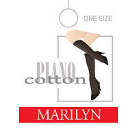 Гольфы MARILYN PIANO COTTON