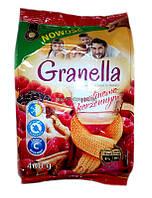 Чай Granella Malinowo Korzennym  растворимый в гранулах малина c корицей 400 грамм