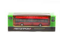 Автобус металл 7783  Наш Автопром  в коробке 17*6*6 см.