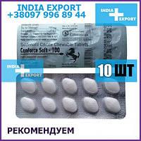 Виагра Cenforce Soft Силденафил софт сладкая 10 таблеток