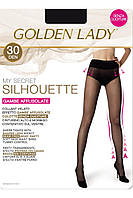 КОЛГОТКИ GOLDEN LADY MY SECRET SILHOUETTE 30DEN