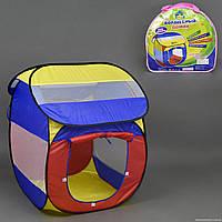 Большая детская палатка М0508