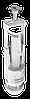 Спускная арматура для бачка унитаза