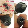 Кулачковый патрон № 2L резьба 7x0.75 зажим 0,3-3,2 для гравера бормашинки дрели Dremel - Фото