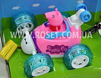 Свинка Пеппа на машинке на радиоуправлении - Peppa Pig Car 9808-A202
