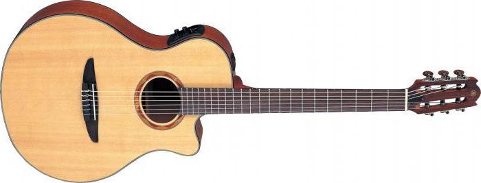 Классическая гитара YAMAHA NTX700 (NT)