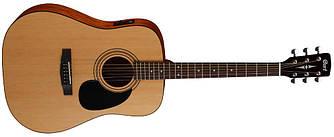 Электроакустическая гитара CORT AD810E (OP)