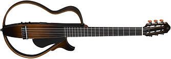 Silent гитара YAMAHA SLG200N (TBS)