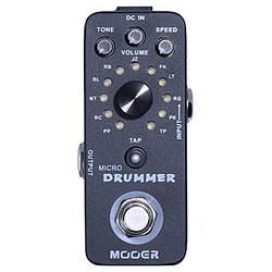 Компактная драм машина MOOER MICRO DRUMMER