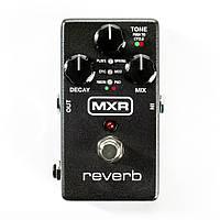Гитарная педаль эффектов ревербератор DUNLOP M300 MXR REVERB