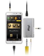 Гитарный процессор аудиоинтерфейс для Android устройств IK MULTIMEDIA iRIG UA