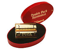Губная гармоника HOHNER Double Puck Harmonicas