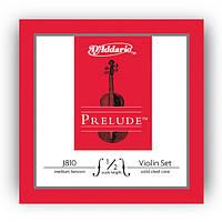 Струны для смычковых D`ADDARIO J810 1/2M Prelude 1/2M