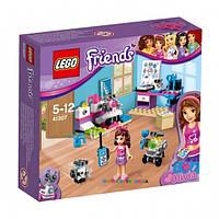 Конструктор Lego Творческая лаборатория Оливии 41307