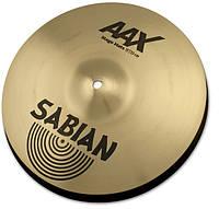 """Тарелка SABIAN 13"""" AAX Stage Hats"""