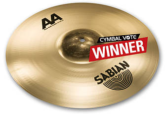 "Тарілка SABIAN 16"" AA Raw Bell Crash"