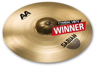 "Тарілка SABIAN 18"" AA Raw Bell Crash"