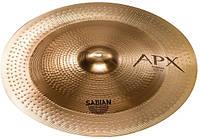 """Тарелка SABIAN 20"""" APX Chinese"""