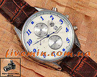 Мужские наручные часы Tag Heuer Carerra 1887 Space X кварцевые с календарем