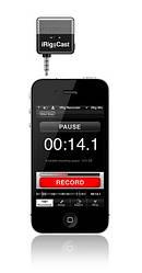 Микрофон для iPOD/iPhone/iPAD IK MULTIMEDIA iRIG MIC CAST
