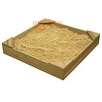 Песочница для улицы  Квадрат