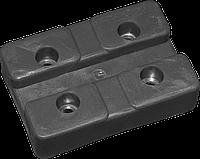 Подушка прямоугольная подъёмника автомобильного гидравлического