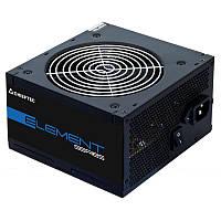 Блок питания Chieftec ELP-600S Element, ATX 2.3, APFC, 12cm fan, КПД >85%, RTL