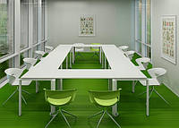 Столы офисные для переговоров KBS