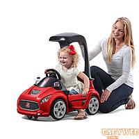 Детская машина-каталка  TURBO COUPE FOOT-TO-FLOOR
