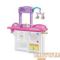 Детский стол-пеленатор для игр с куклами  LOVE   CARE DELUXE NURSERY