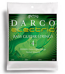 Струни для бас-гітари MARTIN D9900L DARCO Electric Bass Extra Light (40-95)