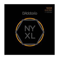 Струни d'addario NYXL1059 NYXL REGULAR LIGHT 7-STRING 10-59