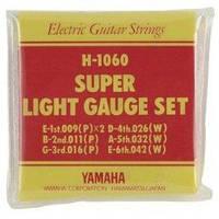 Струны YAMAHA H1060 ELECTRIC SUPER LIGHT (09-42)