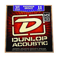 Струны DUNLOP DAP1152 PHOSPHOR BRONZE MEDIUM LIGHT (11-52)
