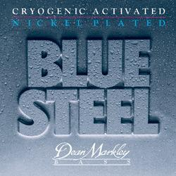 Струны DEAN MARKLEY 2672A BLUESTEEL BASS NPS LT4 (45-100)