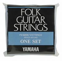 Струны YAMAHA FS5200 ACOUSTIC BRONZE 12-STRING (10-47)
