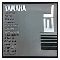 Струны YAMAHA GSX150X ELECTRIC EXTRA LIGHT (08-38)