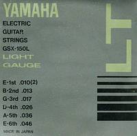 Струны YAMAHA GSX150L ELECTRIC LIGHT (10-46)