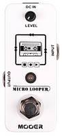 Гитарный эффект MOOER MICRO LOOPER