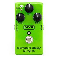 Гитарный эффект DUNLOP M269SE MXR CARBON COPY BRIGHT ANALOG DELAY